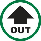 - Out- Safety Label