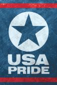 - Hard Hat Stickers: USA Pride