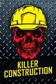 - Hard Hat Stickers: Killer Construction