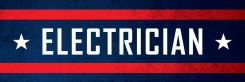- Hard Hat Stickers: Electrician
