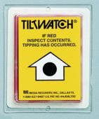 - Tiltwatch® Indicating Label