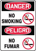 - Spanish Bilingual Safety Sign