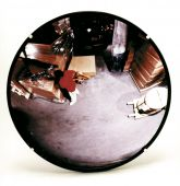 - Safety Mirrors: Convex