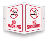 - Projection™ Sign: No Smoking (Symbol)