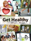 - Wall-Wrap™ Wall Graphics: Get Healthy - For You - For Life