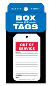 - Box of Tags: Out Of Service