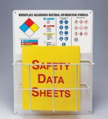 - WHMIS Aluminum Basket Center Board: Safety Data Sheets (2015)