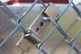 Accessories: Fence Sign Holder Bracket