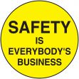 Hard Hat Stickers: Safety Is Everybody's Business