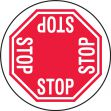 LED Sign Projector Lens Only: Stop (4 way)