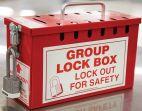 Portable Group Lockout Box