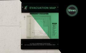 Evac- Map- Holder