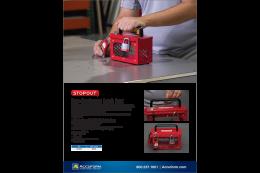 S T O P O U T Pry Resistant Lock Box