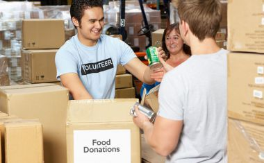 A culture of giving at Accuform Signs