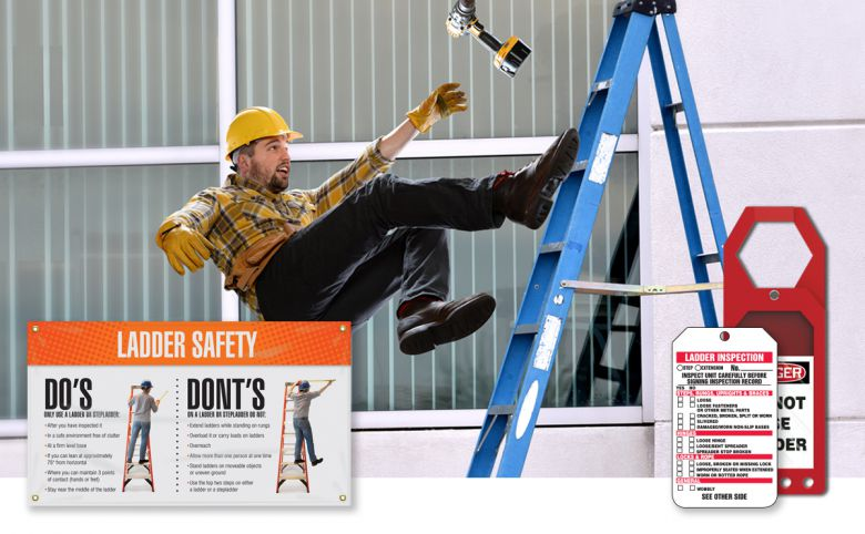 Are You Breaking Osha S Safety Ladder Rules