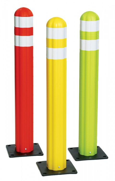 POLY-GUIDE BOLLARDS