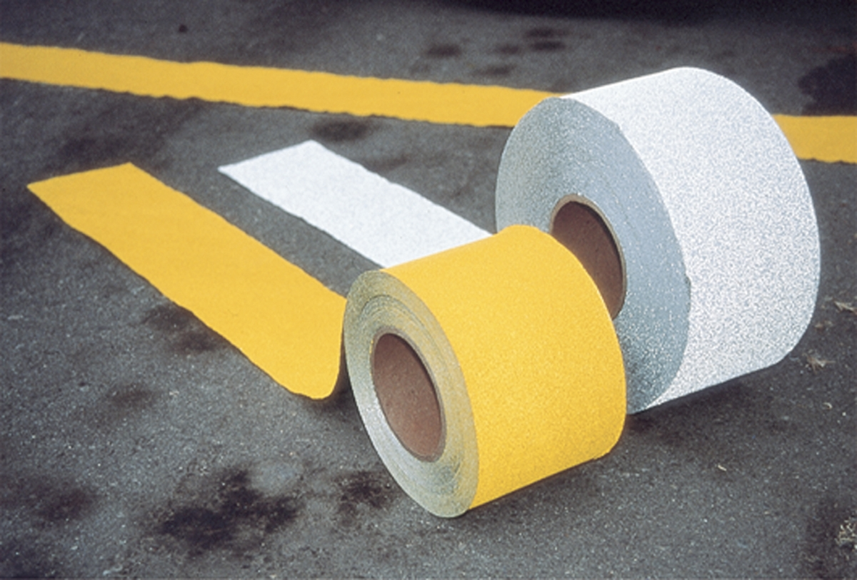 Pavement Marking Tape: Construction Grade