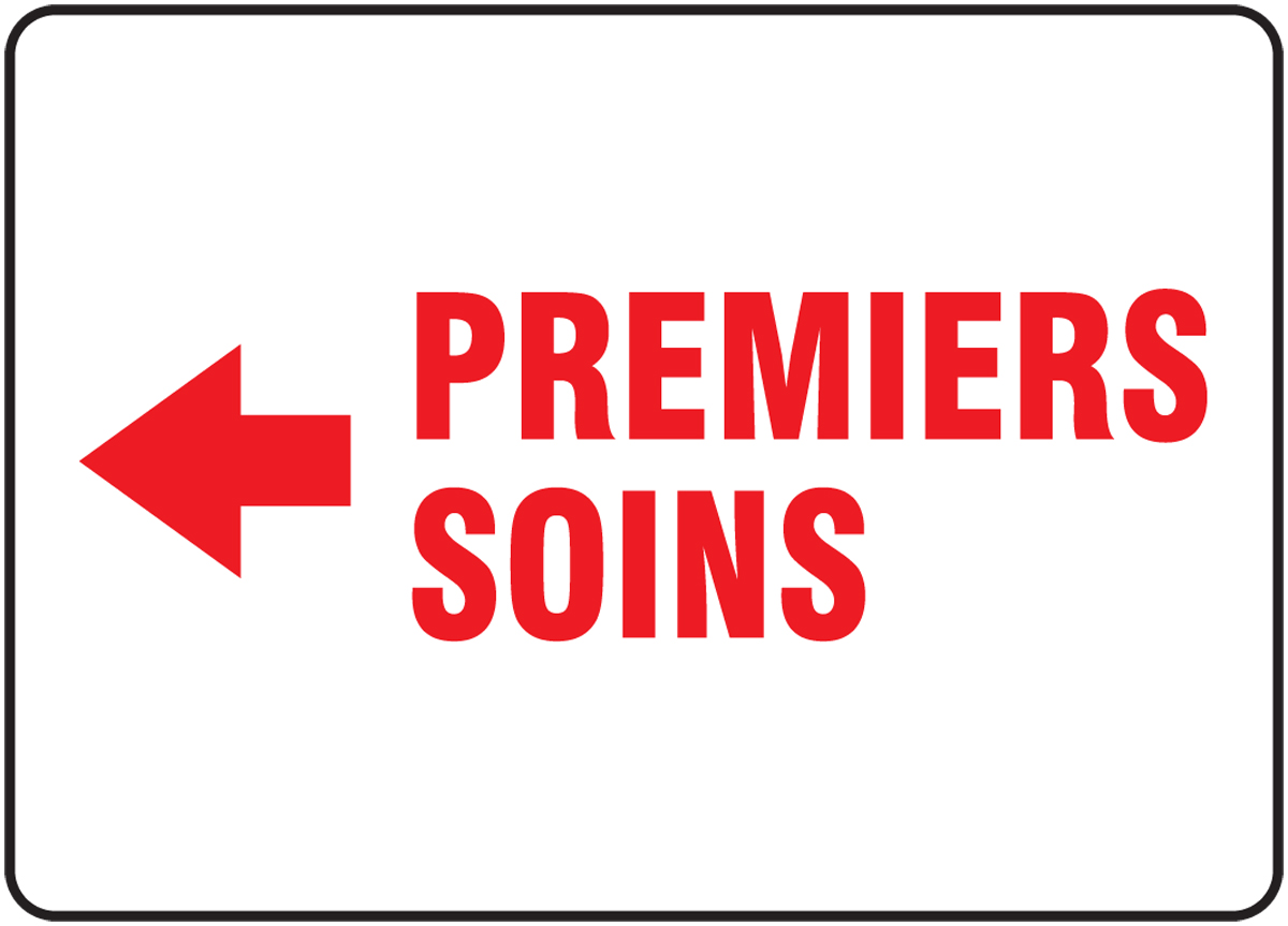 PREMIERS SOINS (FRENCH)