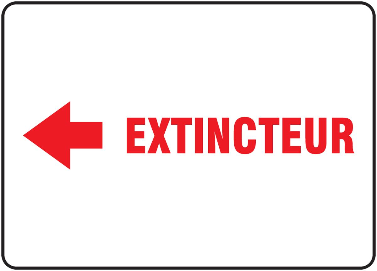 EXTINCTEUR (FRENCH)