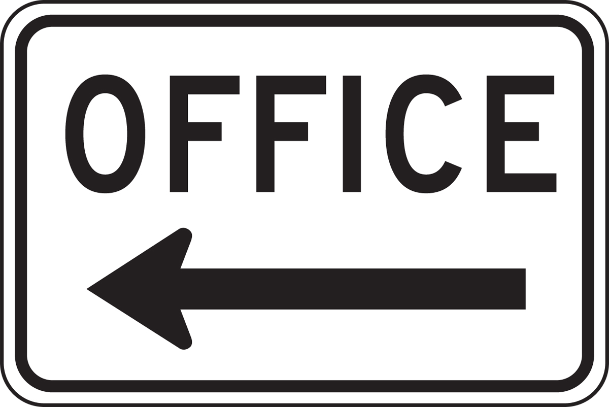 OFFICE (CHOOSE ARROW)