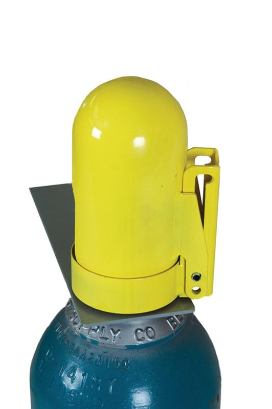 Gas Cylinder Lockout Cap: High Pressure