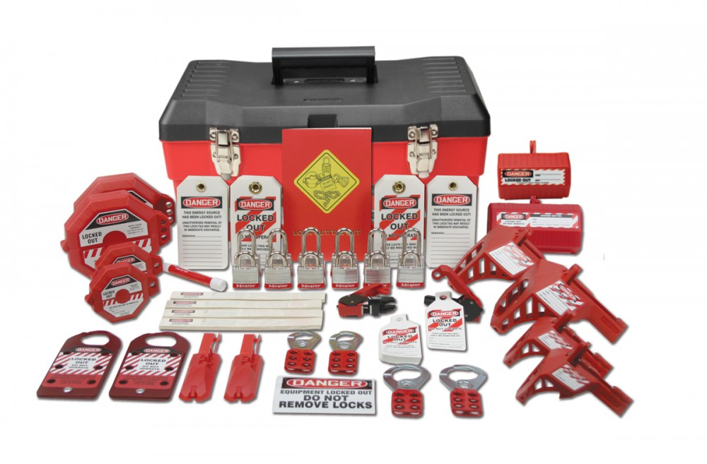 STOPOUT® Deluxe Plus Lockout Kit