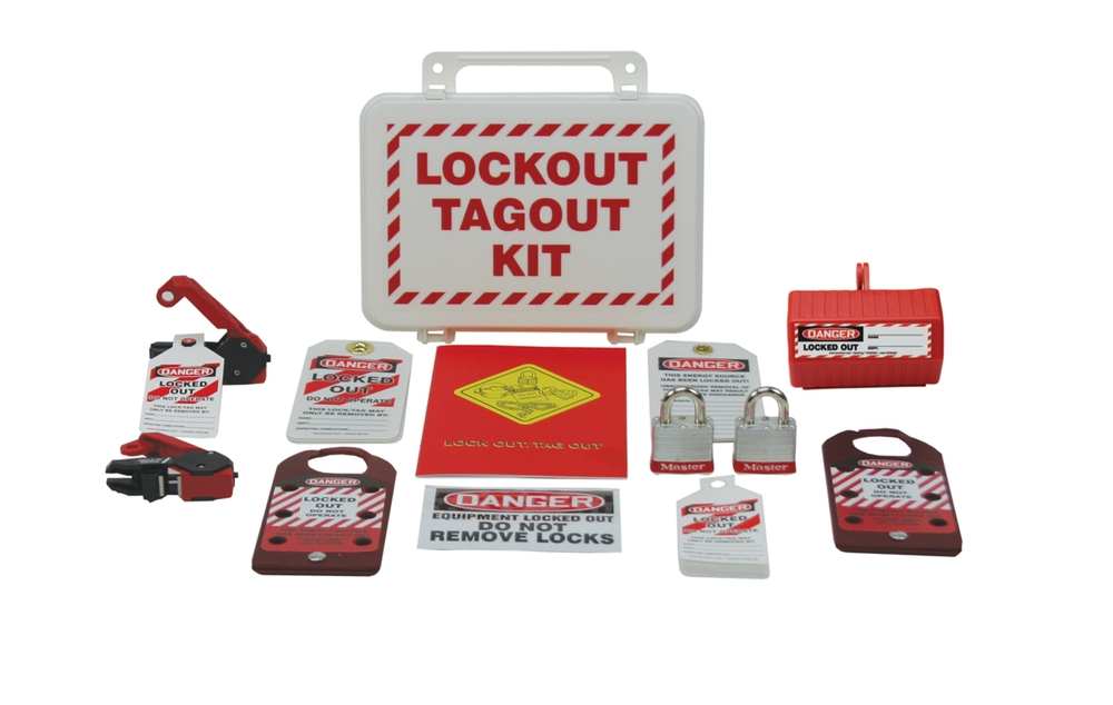 Lockout Box Kit