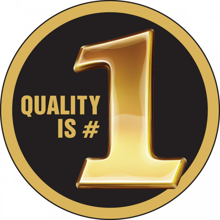 QUALITY IS #1