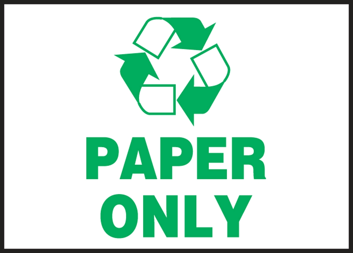 PAPER ONLY (W/GRAPHIC)