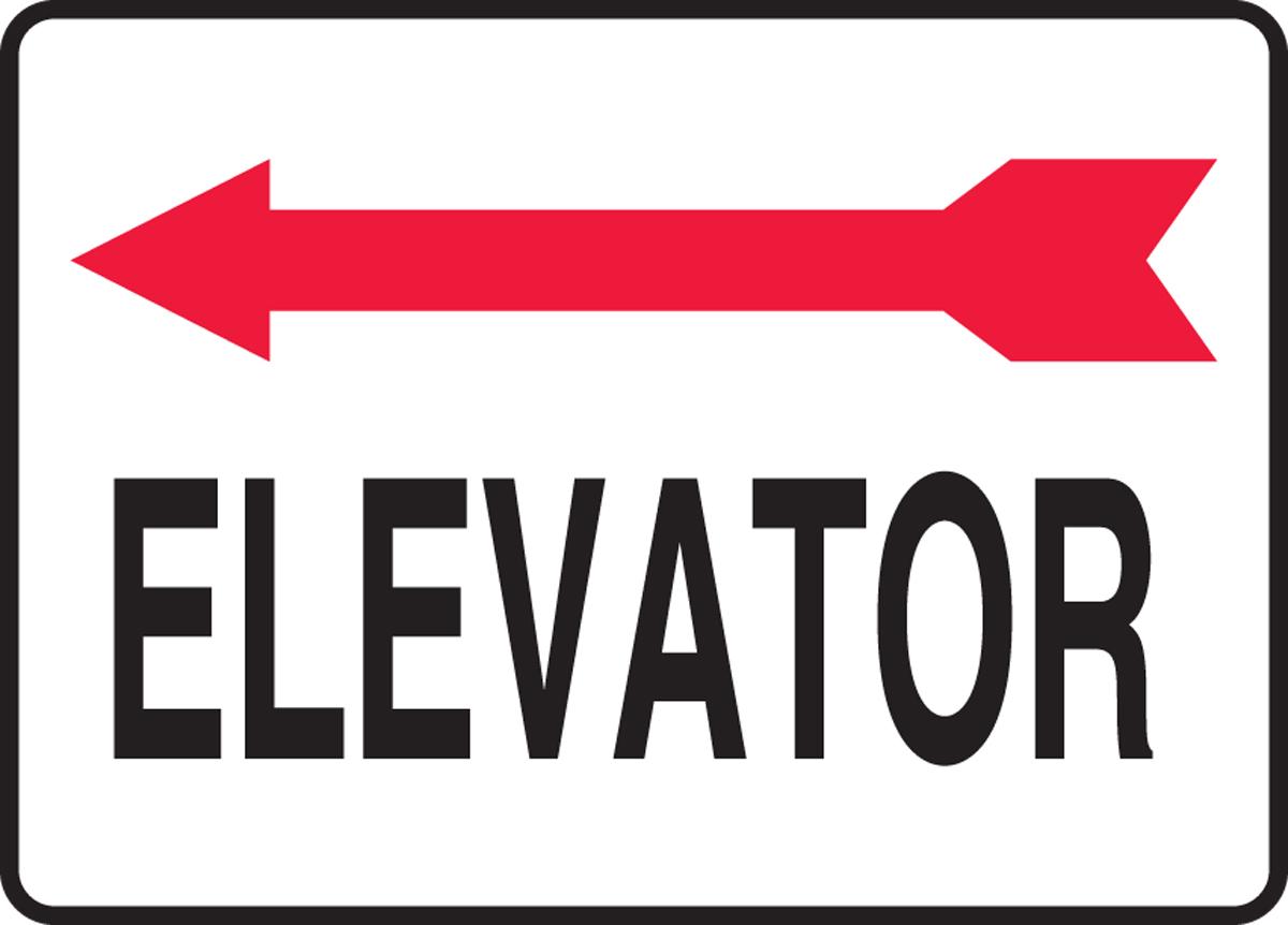 ELEVATOR (ARROW LEFT)
