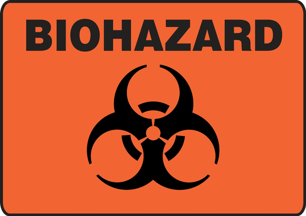 BIOHAZARD (W/GRAPHIC)