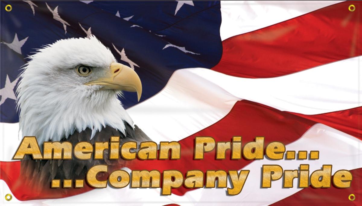 AMERICAN PRIDE ... ... COMPANY PRIDE