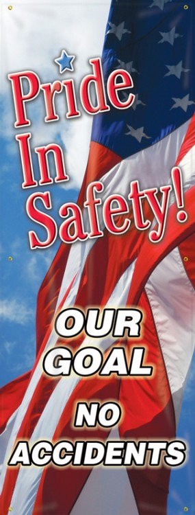 PRIDE IN SAFETY! OUR GOAL NO ACCIDENTS. AMERICAN