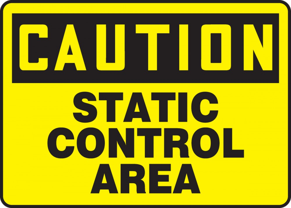 STATIC CONTROL AREA