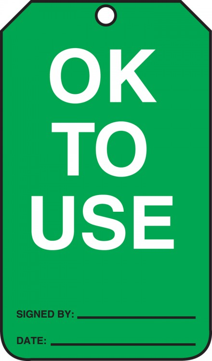 OK TO USE