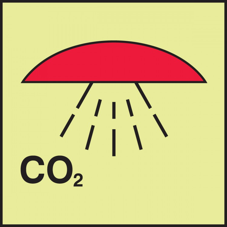 SPACE PROTECTED BY CO2
