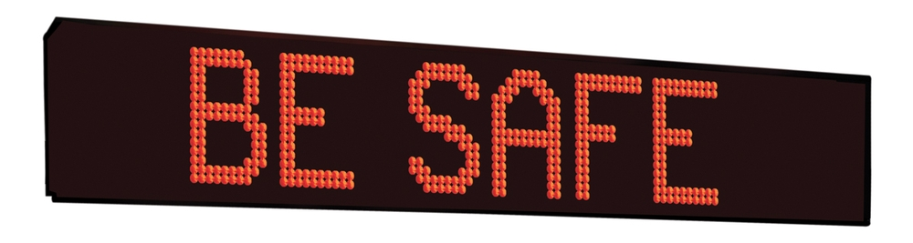 OUTDOOR ELECTRONIC MESSAGE DISPLAYS
