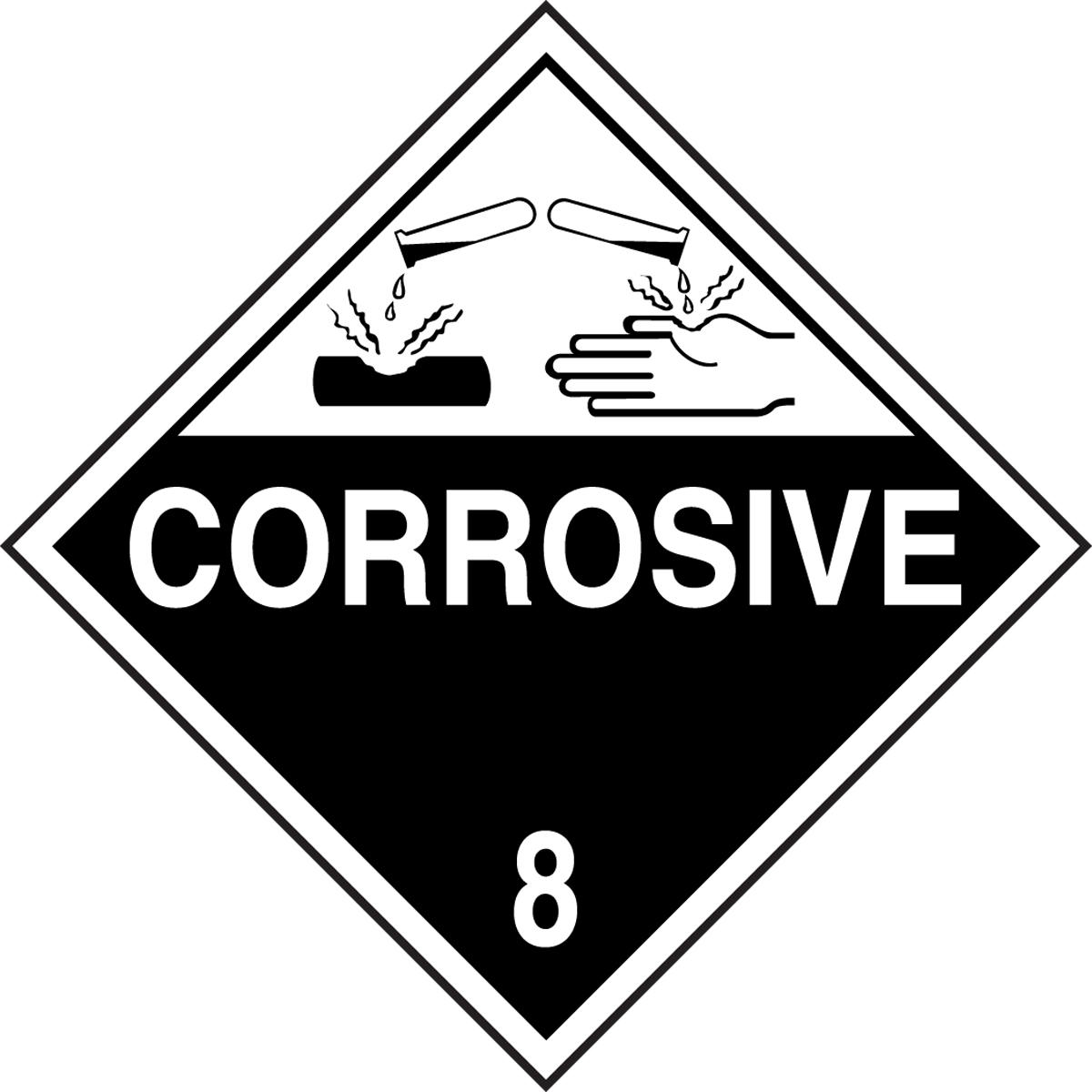 CORROSIVE (W/GRAPHIC)