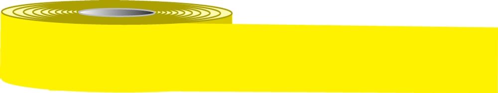 Plastic Barricade Tape: Yellow