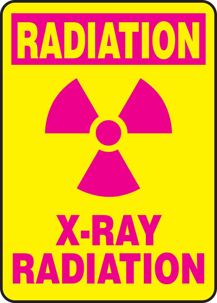 X-RAY RADIATION (W/GRAPHIC)
