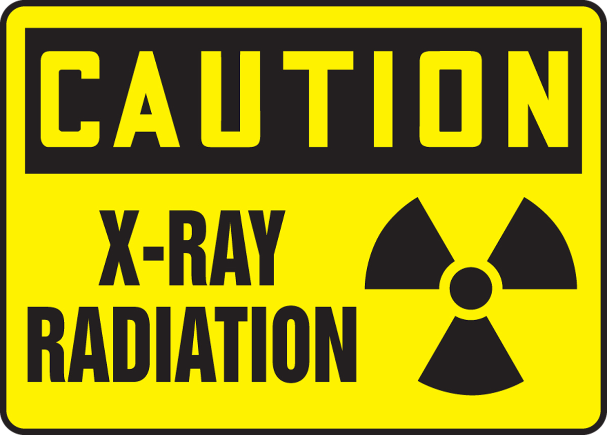 X-RAY RADIATION (W/GRAPHIC)