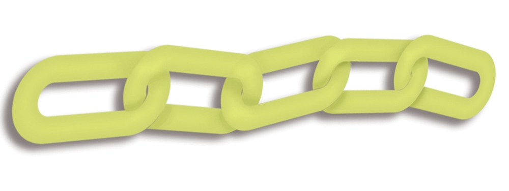 Chain Links - Glow-In-The-Dark