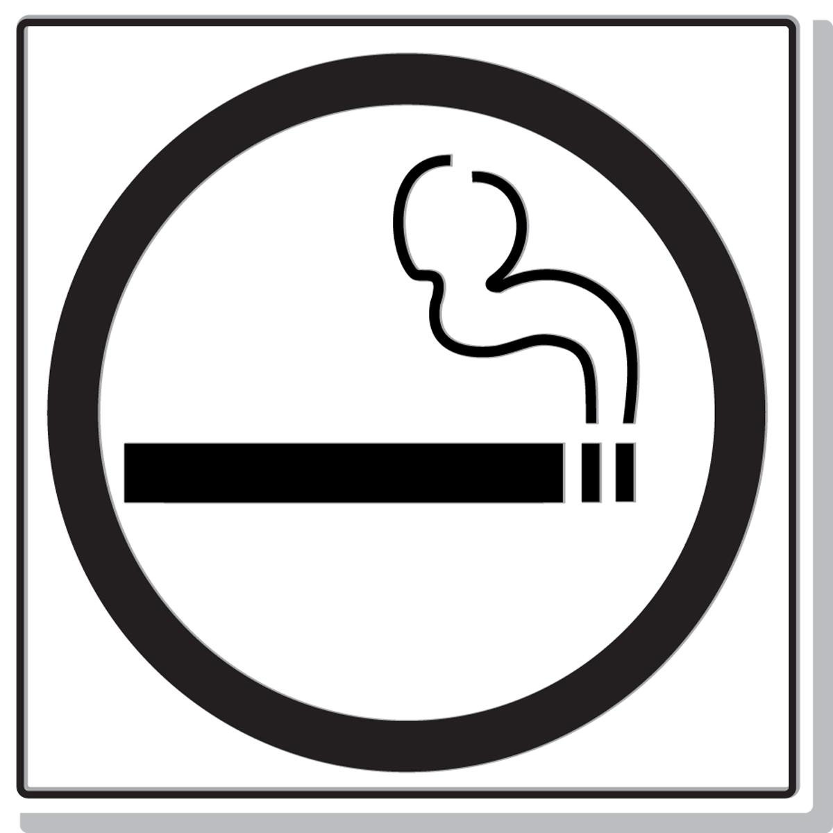 SMOKING PERMITTED SYMBOL