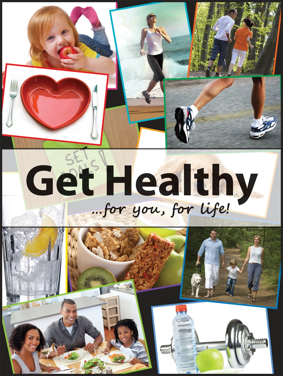 GET HEALTHY...FOR YOU , FOR LIFE!