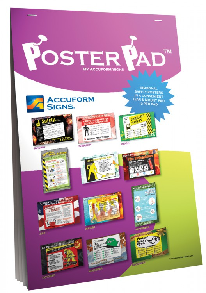 POSTER PAD™