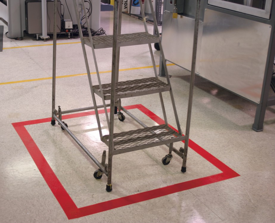 SLIP-GARD™ FLOOR MARKING TAPES
