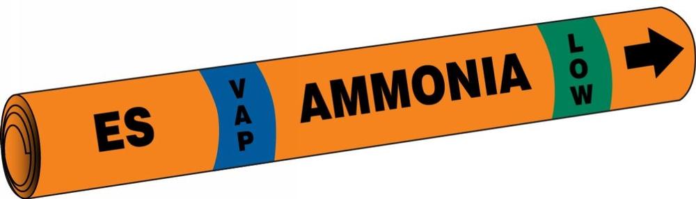 AMMONIA ES VAP LOW