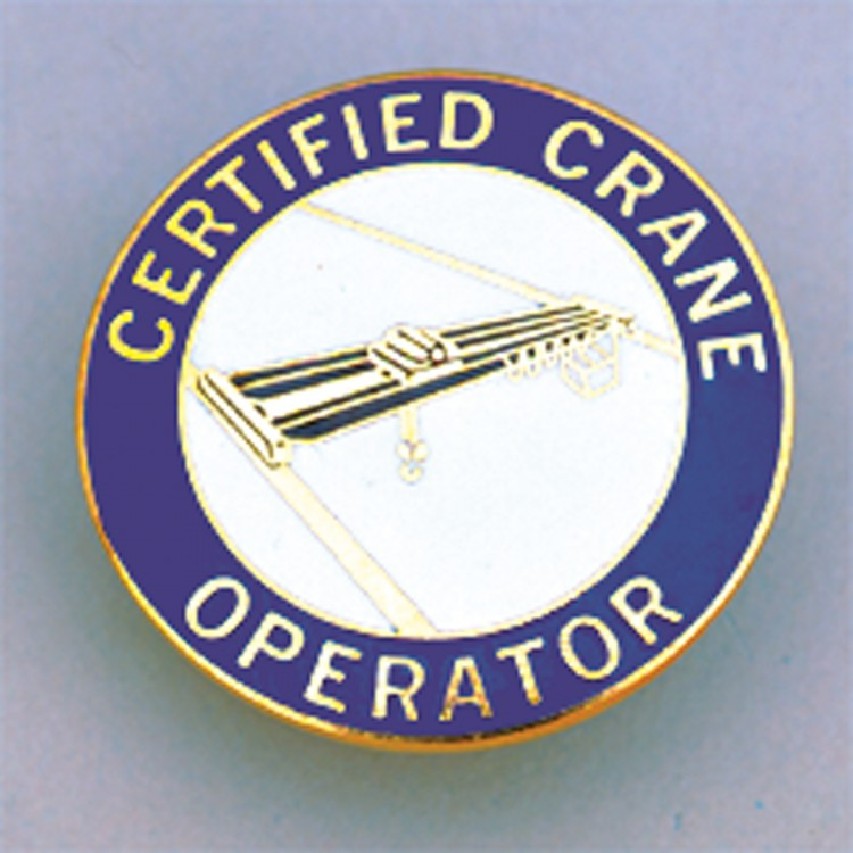 CERTIFIED CRANE OPERATOR (OVERHEAD CRANE)
