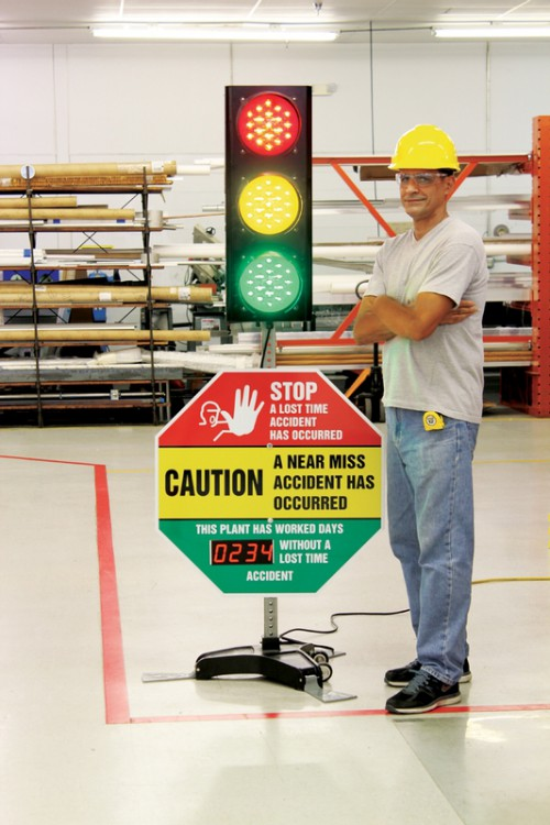 Custom Signal Safety Awareness Center
