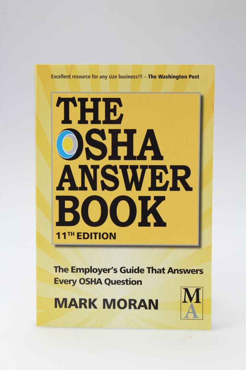 THE OSHA ANSWER BOOK